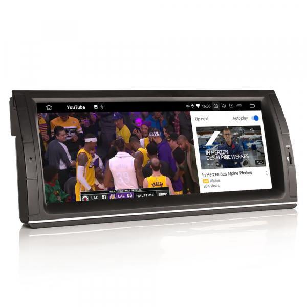 Navigatie auto, Pachet dedicat BMW Seria 5 ,10.25 inch, Android 10.0 [6]