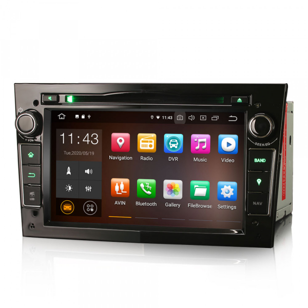 Navigatie auto, Pachet dedicat Opel Vivaro Combo Antara, 7 Inch, Android 10.0 [1]