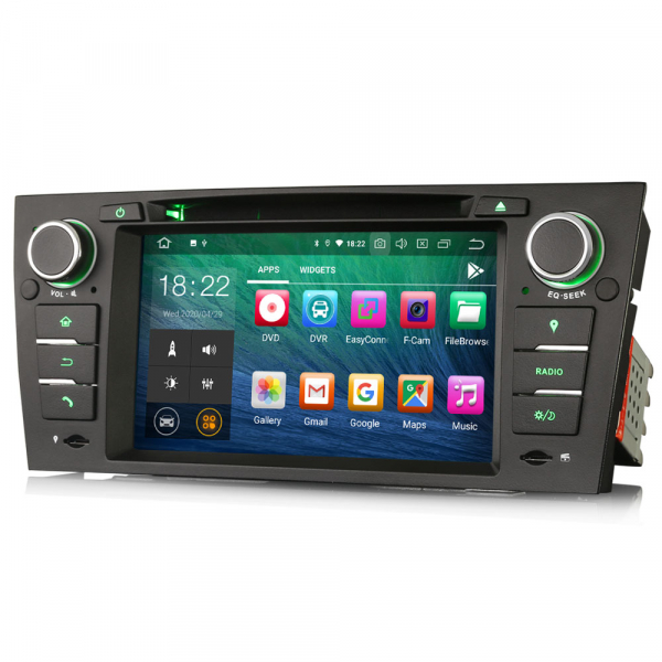 Navigatie auto, Pachet dedicat BMW Seria 3 ,7 inch, Android 10 [5]