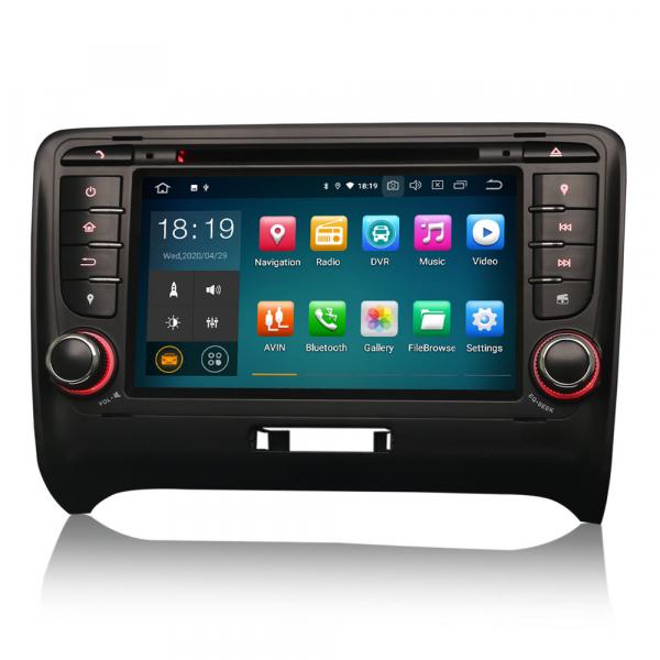 Navigatie auto, Pachet dedicat AUDI TT, Android 10.0, 7 Inch 0