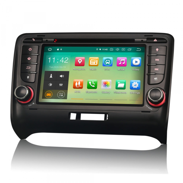 Navigatie auto, Pachet dedicat AUDI TT, Android 10.0, 7 Inch 1