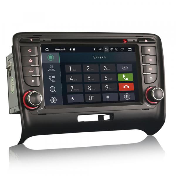 Navigatie auto, Pachet dedicat AUDI TT, Android 10.0, 7 Inch 2
