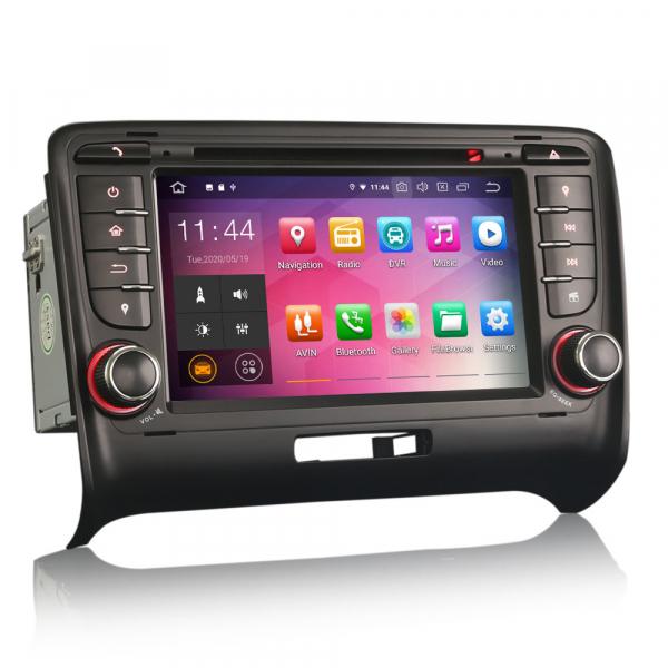 Navigatie auto, Pachet dedicat AUDI TT, Android 10.0, 7 Inch 4