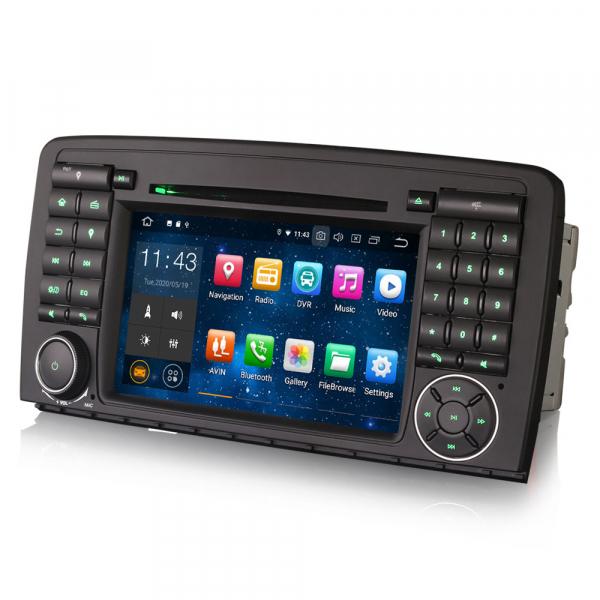 Navigatie auto, Pachet dedicat Mercedes R-Class W251 , Android 10.0, 7 inch [4]