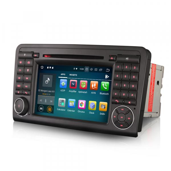 Navigatie auto, Pachet dedicat Mercedes Benz ML-Class W164, Android 10.0, 7 inch 6