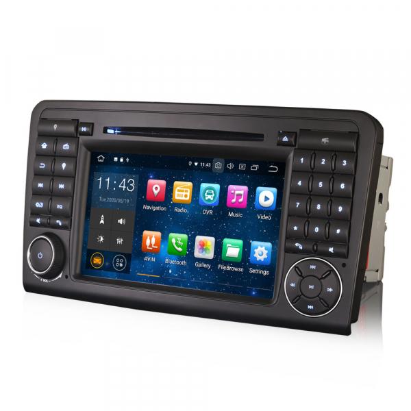 Navigatie auto, Pachet dedicat Mercedes Benz ML-Class W164, Android 10.0, 7 inch 4