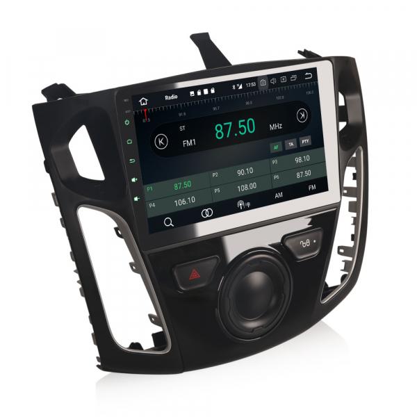 Navigatie auto, Pachet dedicat FORD Focus,9 inch, Android 10.0 7