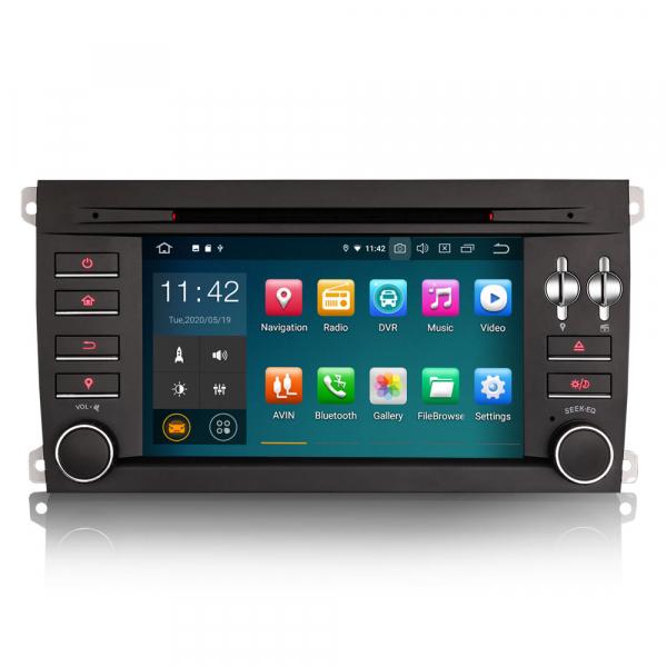 Navigatie auto, Pachet dedicat Porsche Cayenne,7 inch, Android 10 [0]