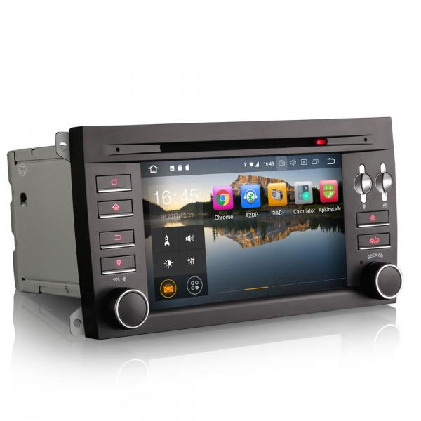 Navigatie auto, Pachet dedicat Porsche Cayenne,7 inch, Android 10 [1]
