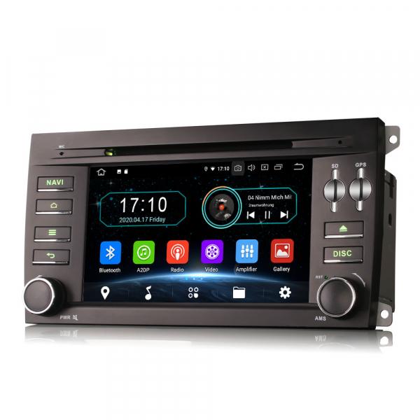 Navigatie auto, Pachet dedicat Porsche Cayenne,7 inch, Android 10, Octa Core [3]