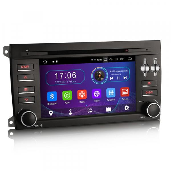 Navigatie auto, Pachet dedicat Porsche Cayenne,7 inch, Android 10, Octa Core 6