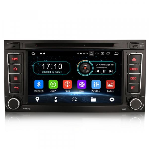 Navigatie auto, Pachet dedicat VW TOUAREG T5 Multivan, 7 Inch, Android 10.0,Octa Core 0