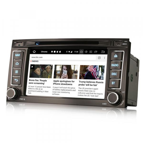Navigatie auto, Pachet dedicat VW TOUAREG T5 Multivan, 7 Inch, Android 10.0,Octa Core 1