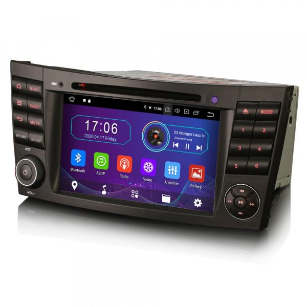 Navigatie auto, Pachet dedicat Benz E Class W211,7 inch, Android 10.0 5