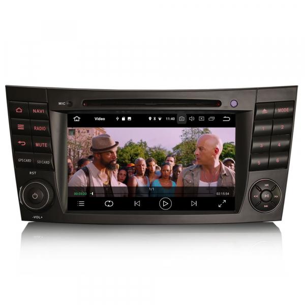 Navigatie auto, Pachet dedicat Benz E Class W211,7 inch, Android 10.0 6