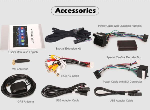 Navigatie auto, Pachet dedicat Porsche Cayenne,7 inch, Android 10, Octa Core [10]