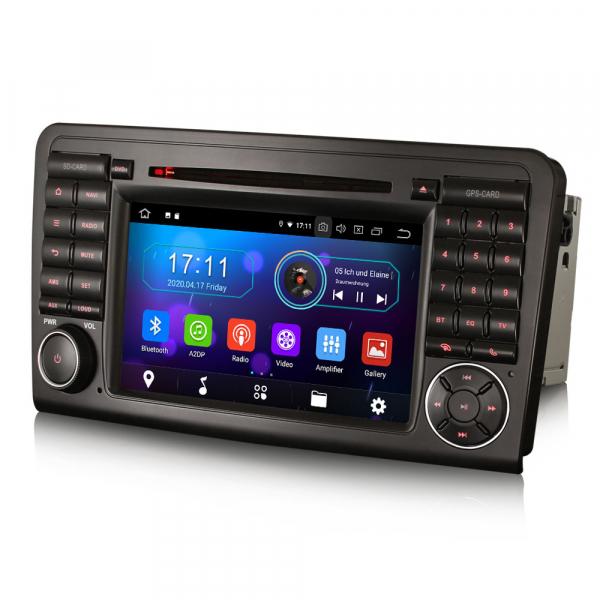 Navigatie auto, Pachet dedicat Mercedes-Benz ML-Class W164 GL-Class X164 ,7 inch, Android 10, Octa Core [1]