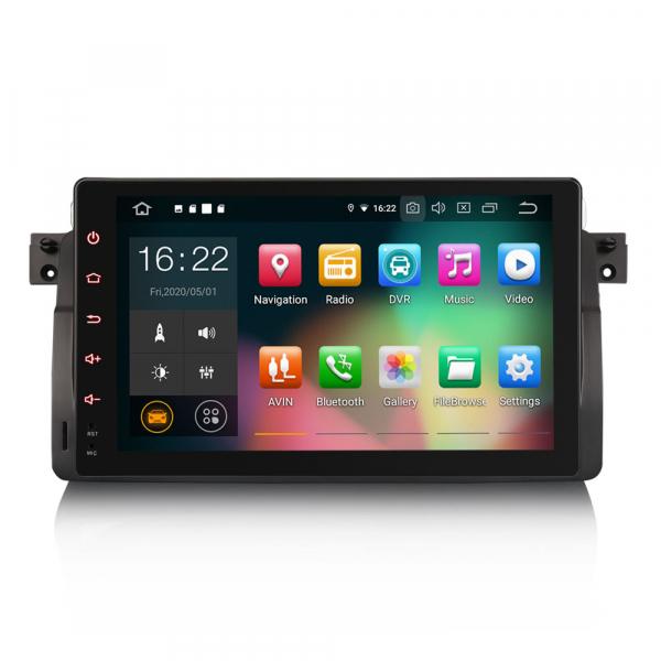 Navigatie auto, Pachet dedicat BMW Seria 3, 9 inch, Android 10.0, Octa Core 0