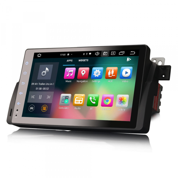 Navigatie auto, Pachet dedicat BMW Seria 3, 9 inch, Android 10.0, Octa Core 6