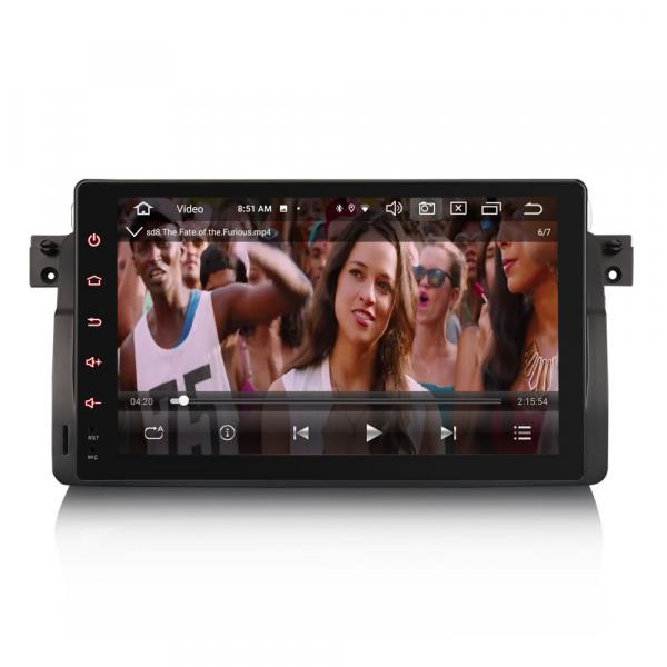 Navigatie auto, Pachet dedicat BMW Seria 3, 9 inch, Android 10.0, Octa Core 8