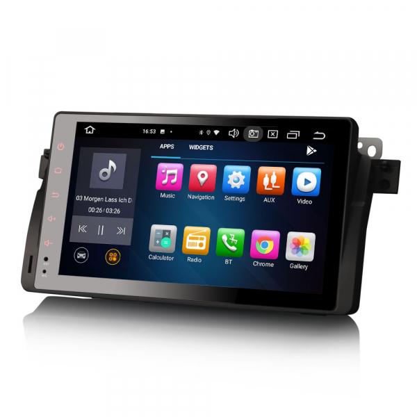 Navigatie auto, Pachet dedicat BMW Seria 3, 9 inch, Android 10.0, Octa Core 1