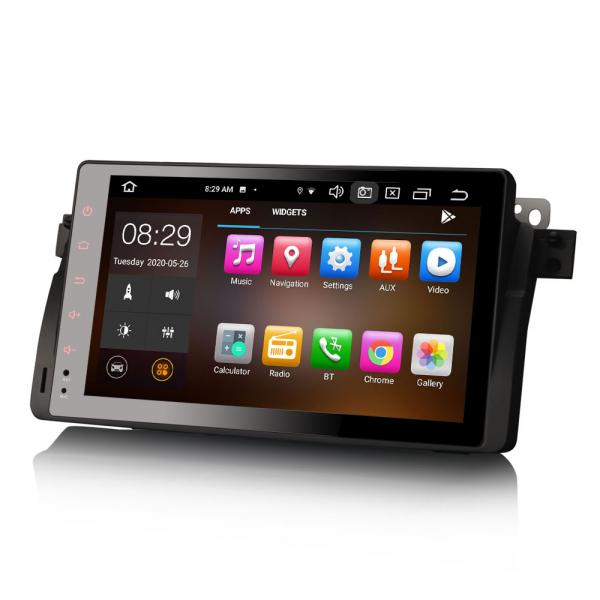 Navigatie auto, Pachet dedicat BMW Seria 3, 9 inch, Android 10.0, Octa Core 3