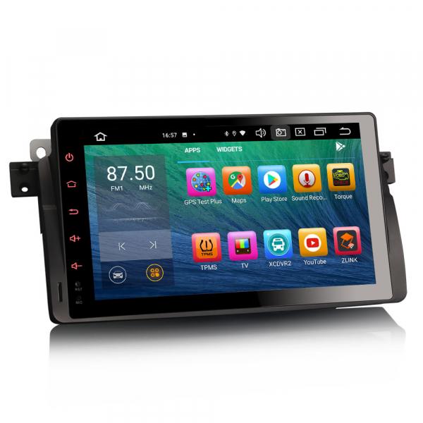 Navigatie auto, Pachet dedicat BMW Seria 3, 9 inch, Android 10.0, Octa Core 4