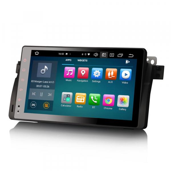 Navigatie auto, Pachet dedicat BMW Seria 3, 9 inch, Android 10.0, Octa Core 5
