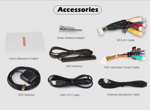 Navigatie auto, Pachet dedicat  Ford Mondeo Focus Galaxy S-MAX C-MAX ,7 inch, Android10.0, Octa Core [12]