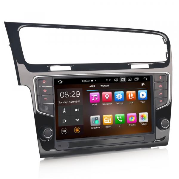 Navigatie auto 2Din, VW GOLF VII/7, Android 10, 9 inch, Octa core CPU [2]