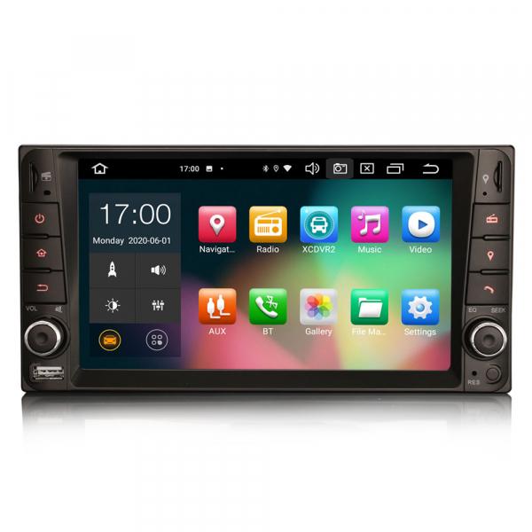 Navigatie auto, Pachet dedicat TOYOTA COROLA HILUX RAV4, 7 inch, Android 10, Octa Core 0
