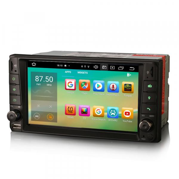 Navigatie auto, Pachet dedicat TOYOTA COROLA HILUX RAV4, 7 inch, Android 10, Octa Core 5
