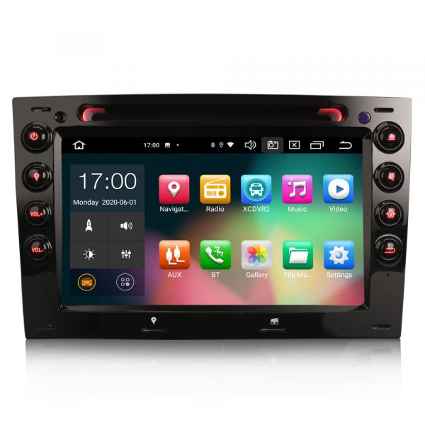 Navigatie auto, Pachet dedicat Renault Megane, 7 Inch,Android 10.0, Octa Core 0