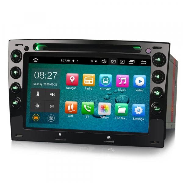 Navigatie auto, Pachet dedicat Renault Megane, 7 Inch,Android 10.0, Octa Core 1