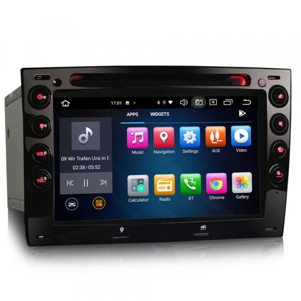 Navigatie auto, Pachet dedicat Renault Megane, 7 Inch,Android 10.0, Octa Core 3