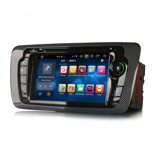 Navigatie auto, Pachet dedicat SEAT IBIZA, Android 10.0,7 inch, Octa Core 4