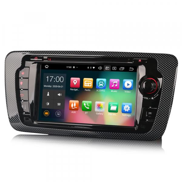 Navigatie auto, Pachet dedicat SEAT IBIZA, Android 10.0,7 inch, Octa Core 1