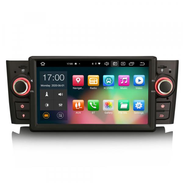 Navigatie auto, Pachet dedicat Fiat Punto Linea ,7 inch, Android 10.0, Octa Core [0]