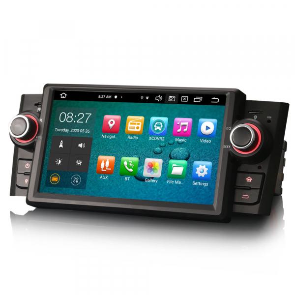 Navigatie auto, Pachet dedicat Fiat Punto Linea ,7 inch, Android 10.0, Octa Core [4]