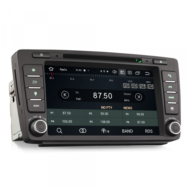 Navigatie auto dedicata SKODA OCTAVIA YETI RAPID SUPERB, 8 Inch, Android 10.0, Octa Core 6