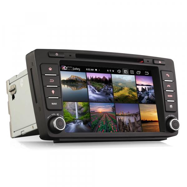 Navigatie auto dedicata SKODA OCTAVIA YETI RAPID SUPERB, 8 Inch, Android 10.0, Octa Core 1