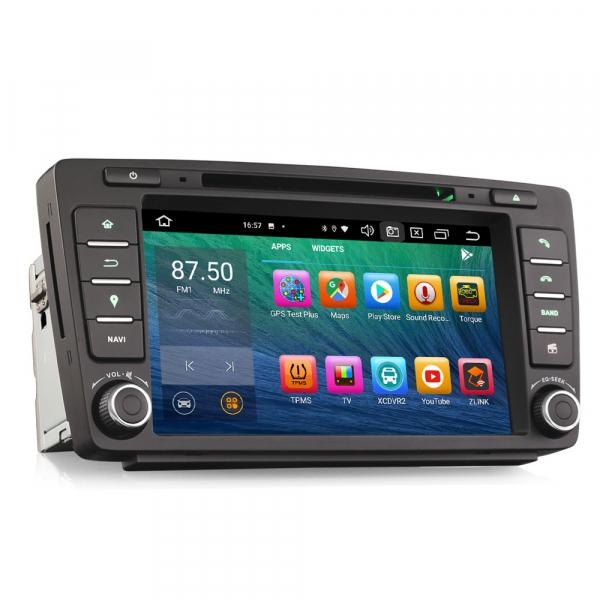 Navigatie auto dedicata SKODA OCTAVIA YETI RAPID SUPERB, 8 Inch, Android 10.0, Octa Core 3
