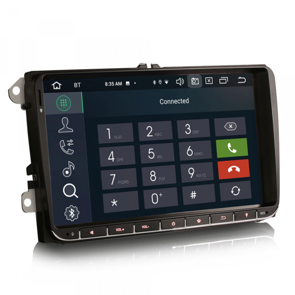 Navigatie auto, Pachet dedicat VW Passat Seat Skoda, 9 Inch, Android 10.0, Octa Core [1]