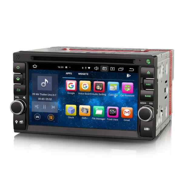 Navigatie auto universala 2DIN, 6.2 inch, Android 10.0, Octa Core 5