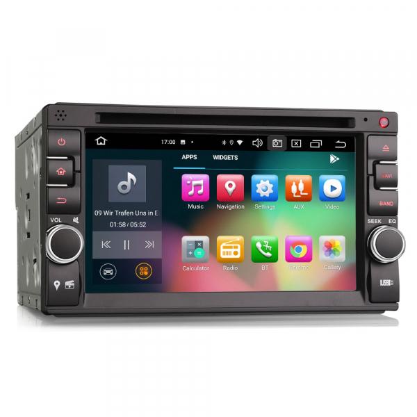 Navigatie auto universala 2DIN, 6.2 inch, Android 10.0, Octa Core 3