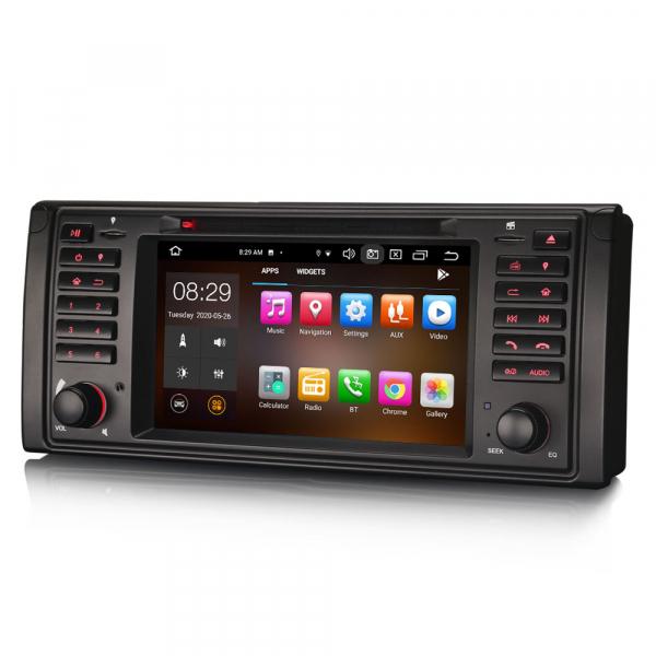 Navigatie auto, Pachet dedicat BMW E39 E53 Range Rover L322, Android 10.0, 7 Inch, Octa Core [1]