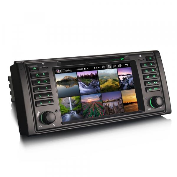 Navigatie auto, Pachet dedicat BMW E39 E53 Range Rover L322, Android 10.0, 7 Inch, Octa Core [2]
