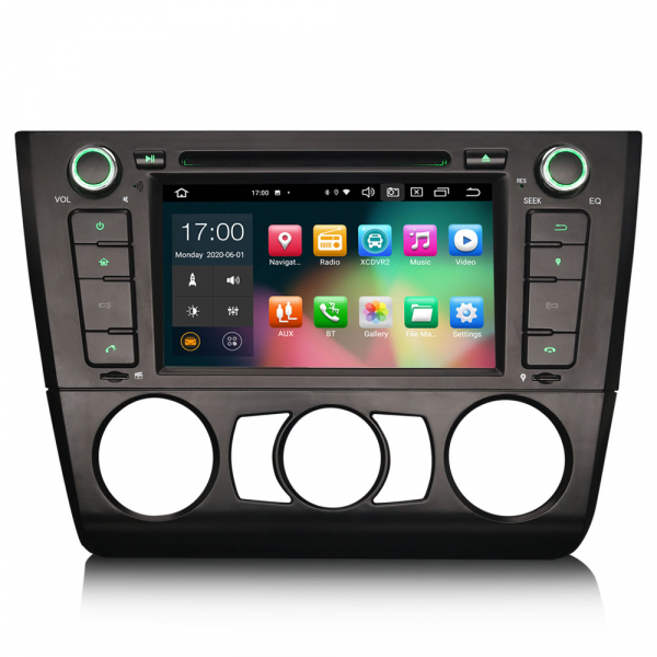 Navigatie auto, Pachet dedicat BMW Seria 1 E81 Hatchback E82 E88, Android 10.0, 7 Inch, Octa Core [0]