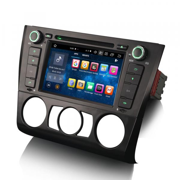 Navigatie auto, Pachet dedicat BMW Seria 1 E81 Hatchback E82 E88, Android 10.0, 7 Inch, Octa Core [5]