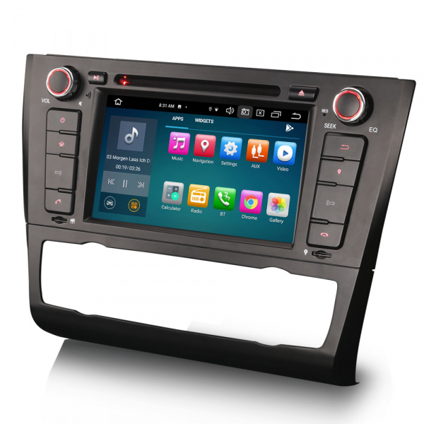 Navigatie auto, Pachet dedicat BMW Seria 1 E81 Hatchback E82 E88, Android 10.0, 7 Inch, Octa Core [1]